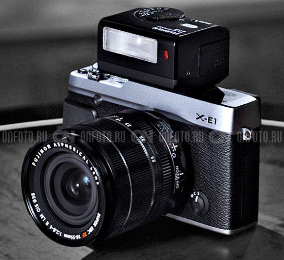 Fujifilm X-E1 - Хороший беззеркальный фотоаппарат. Новинка! - №14