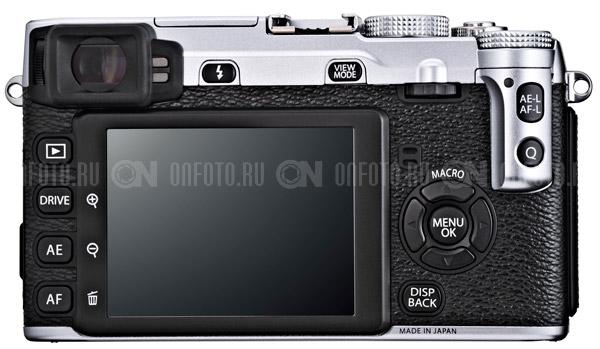 беззеркальные фотоаппараты со сменной оптикой
