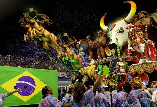 Бразильский карнавал - №25