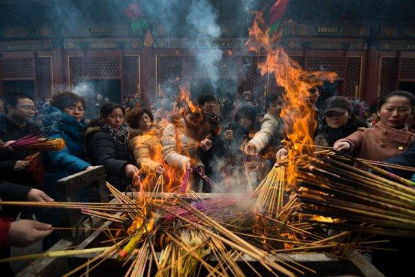 Эд Джонс/AFP/Getty Images