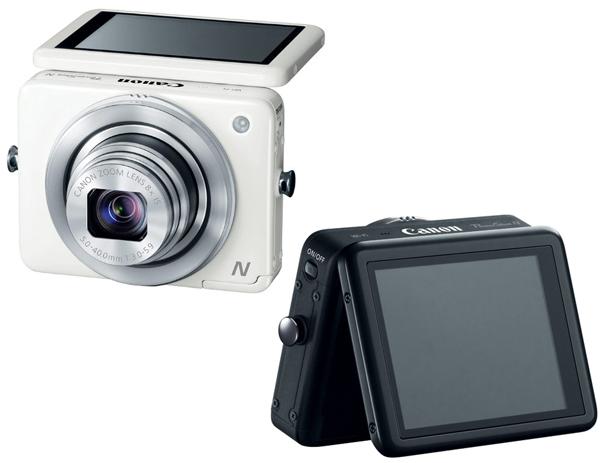 Canon Power Shot N: универсальная квадратная фотокамера - №3