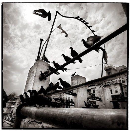 Городские пейзажи из поездок фотографа Марка Такера - №16
