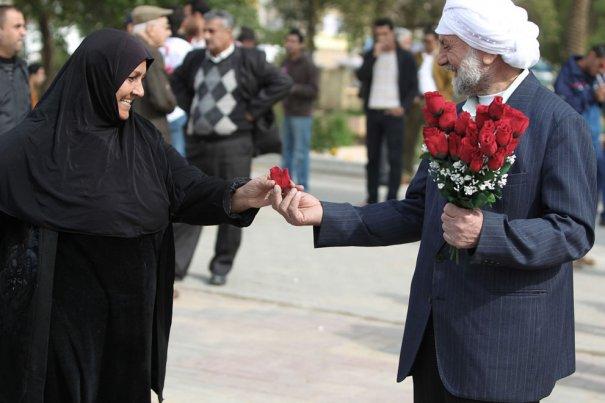Ахмад аль-Рубайе/AFP/Getty Images