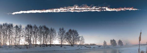 Падение метеорита в Челябинске - №8