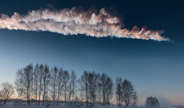 Падение метеорита в Челябинске - №9
