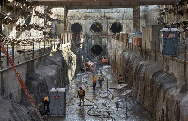 Строительство метро в Нью-Йорке - №18