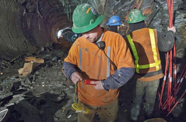 Строительство метро в Нью-Йорке - №22