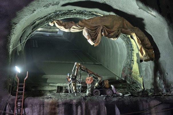 Строительство метро в Нью-Йорке - №25