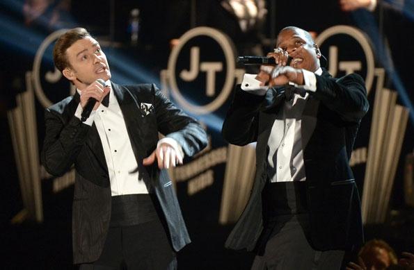 ТОП фото - лучшие кадры 55-ой церемонии «Грэмми»-2013 - №6