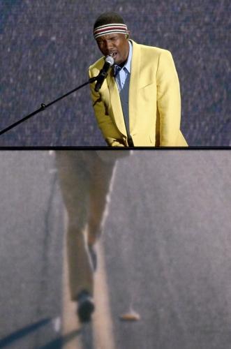 ТОП фото - лучшие кадры 55-ой церемонии «Грэмми»-2013 - №16