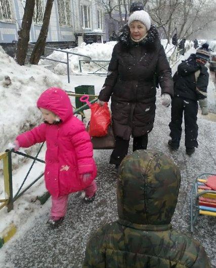 Svetlana Zueva (большая ГРИП, движение)