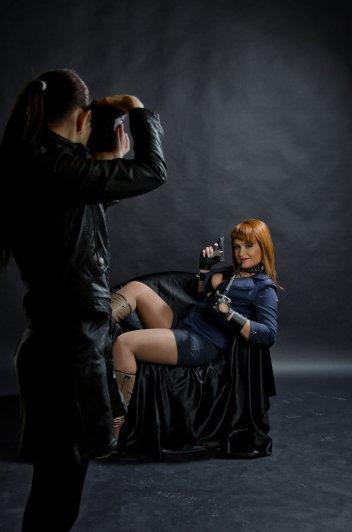 Надя и Аня