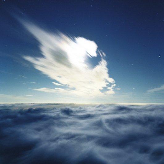 Небо с вершины Фудзиямы - №8