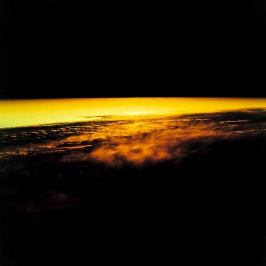 Небо с вершины Фудзиямы - №9