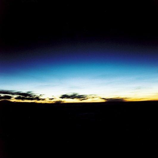Небо с вершины Фудзиямы - №11