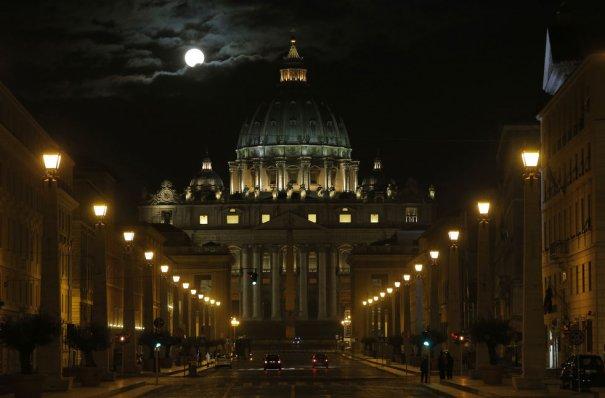 Отречение Папы Римского от власти - №1