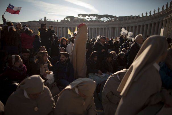 Отречение Папы Римского от власти - №3