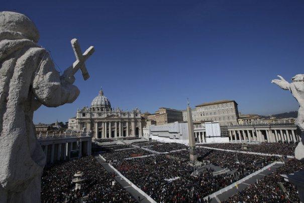 Отречение Папы Римского от власти - №7