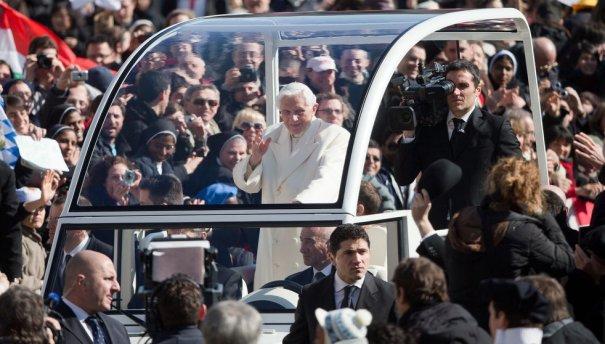 Отречение Папы Римского от власти - №9
