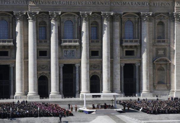 Отречение Папы Римского от власти - №10