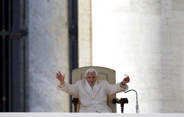Отречение Папы Римского от власти - №11