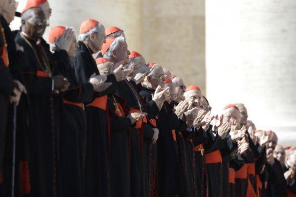 Отречение Папы Римского от власти - №12