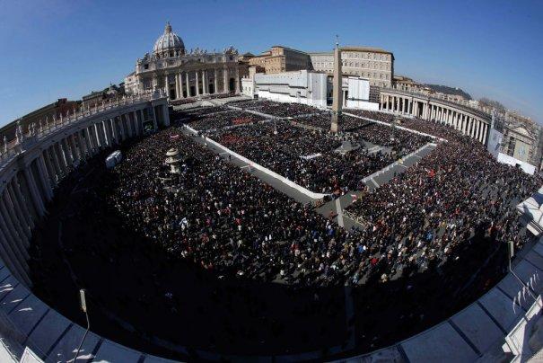 Отречение Папы Римского от власти - №14