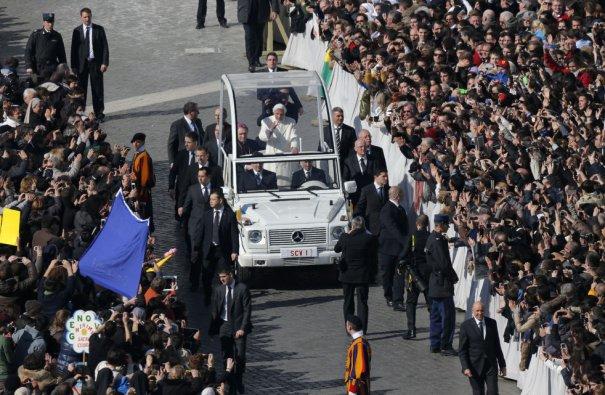 Отречение Папы Римского от власти - №15