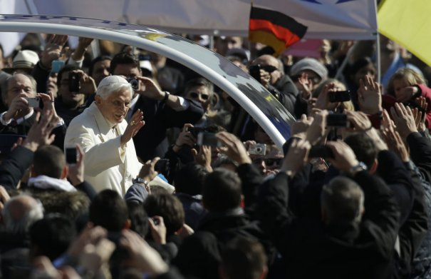 Отречение Папы Римского от власти - №16