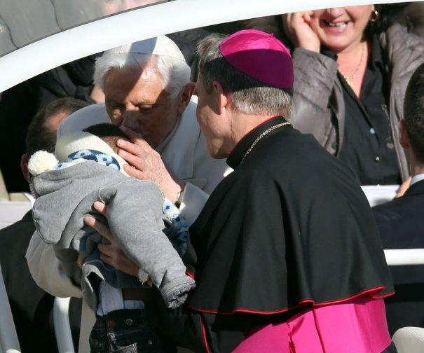 Отречение Папы Римского от власти - №18