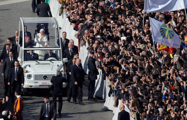 Отречение Папы Римского от власти - №19