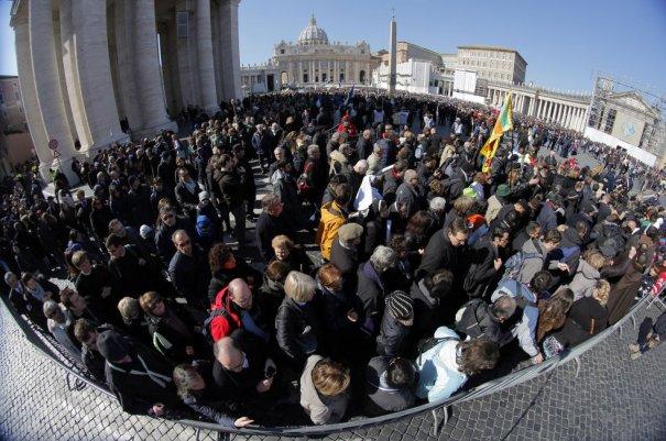 Отречение Папы Римского от власти - №20