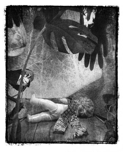 Создание образа для съемки - искусство. Андрей Полушкин - №1