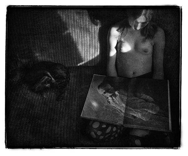 Создание образа для съемки - искусство. Андрей Полушкин - №6