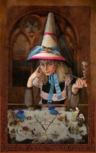 Анна Беркоз. Получить оригинальный красивый портрет приятно - №5