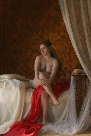 Анна Беркоз. Получить оригинальный красивый портрет приятно - №17
