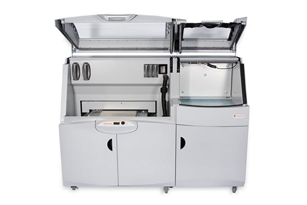 Печать на 3D принтере 1