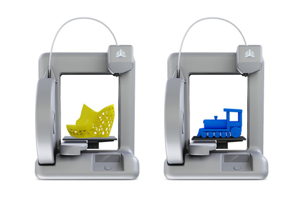 Печать на 3D принтере 2