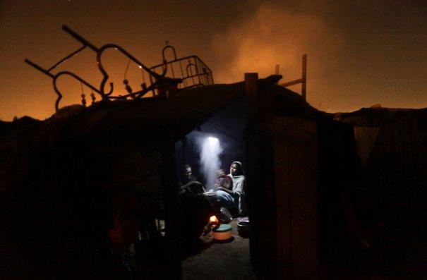AP Photo/Muhammed Muheisen