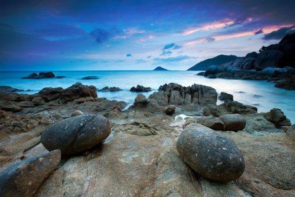 Остров Ко Тао, Таиланд.