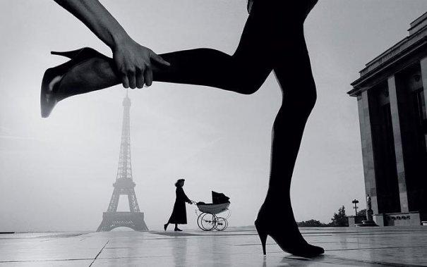Жан Ларивьер. Красивая реклама не надоедлива - №2