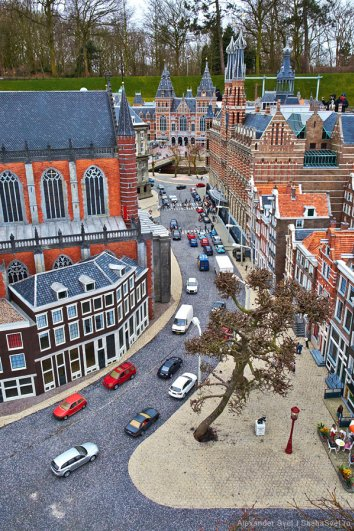 Madurodam - музей миниатюры в Гааге - №3