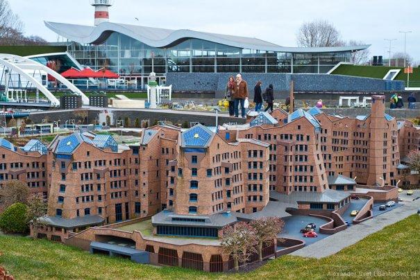 Madurodam - музей миниатюры в Гааге - №8