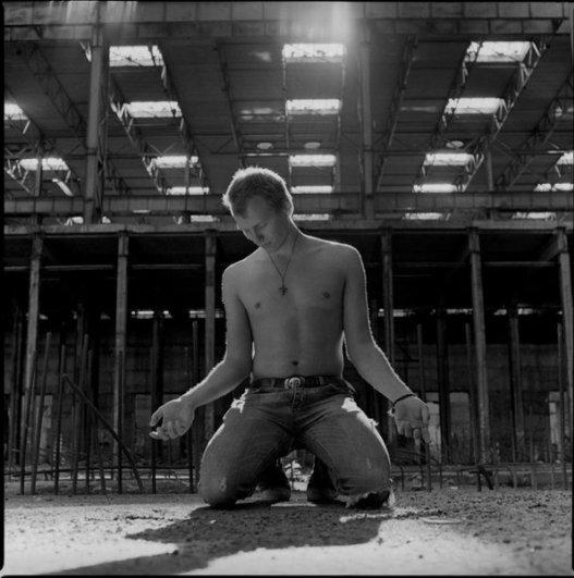 Портрет человека в естественной среде. Фотограф Евгений Жульков - №15