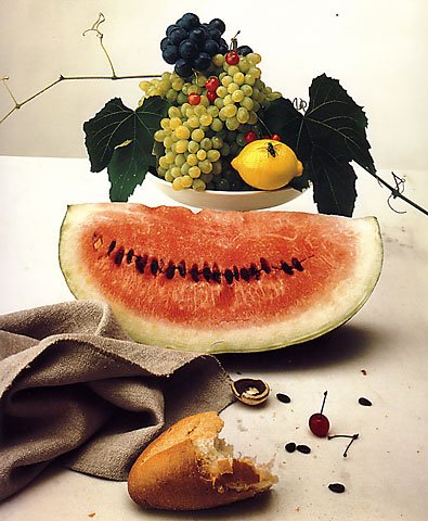 Irving Penn. Still life - №1