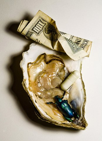 Irving Penn. Still life - №18