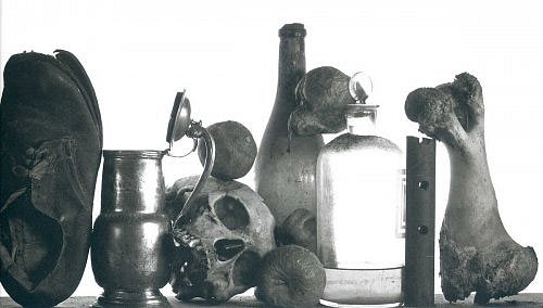 Irving Penn. Still life - №19