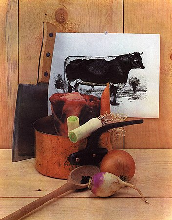 Irving Penn. Still life - №21