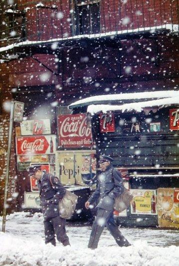 Фотограф Сол Лейтер/Saul Leiter - №15