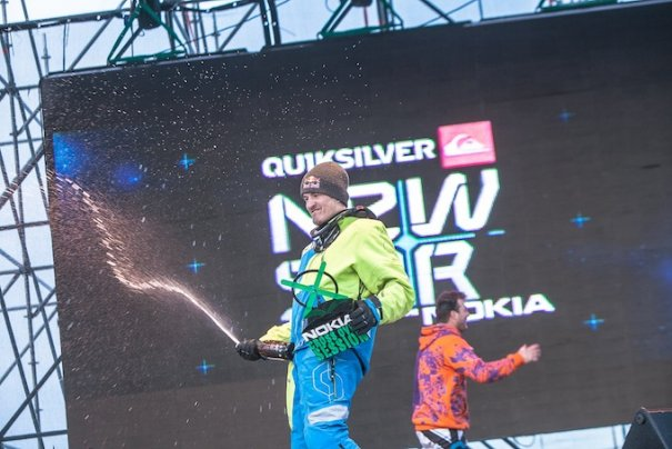 Quiksilver New Star by Nokia - №12
